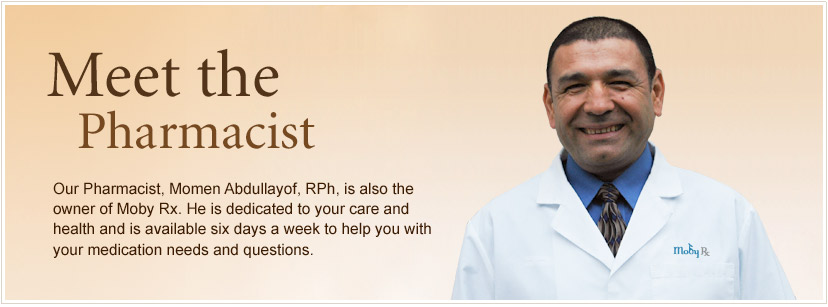 Meet the Pharmacist
